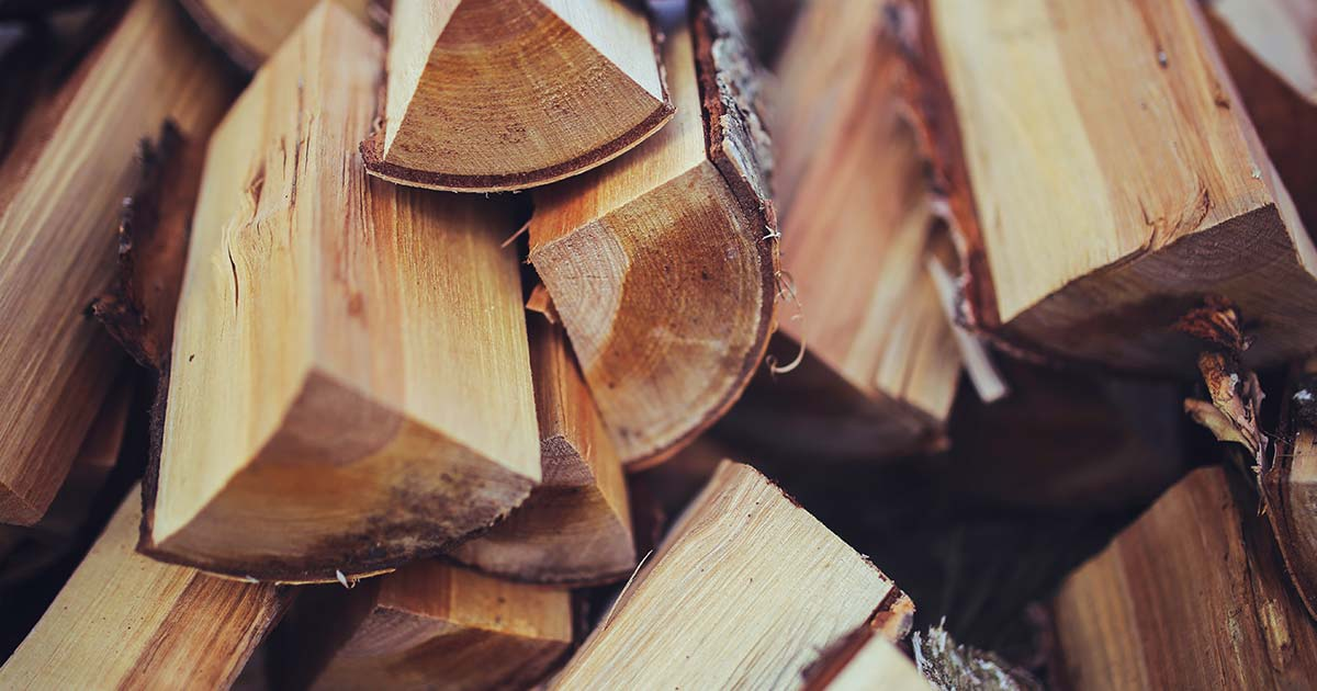 How to Properly Season Wood for Burning