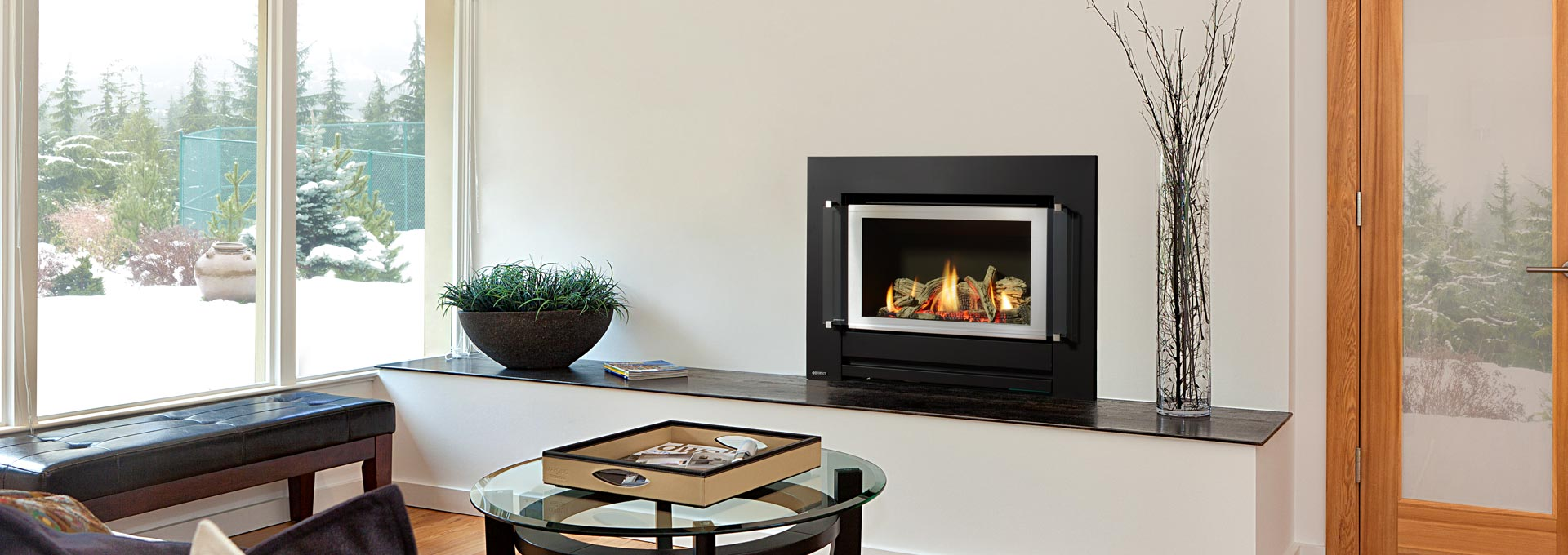 Picking the perfect fireplace for your home