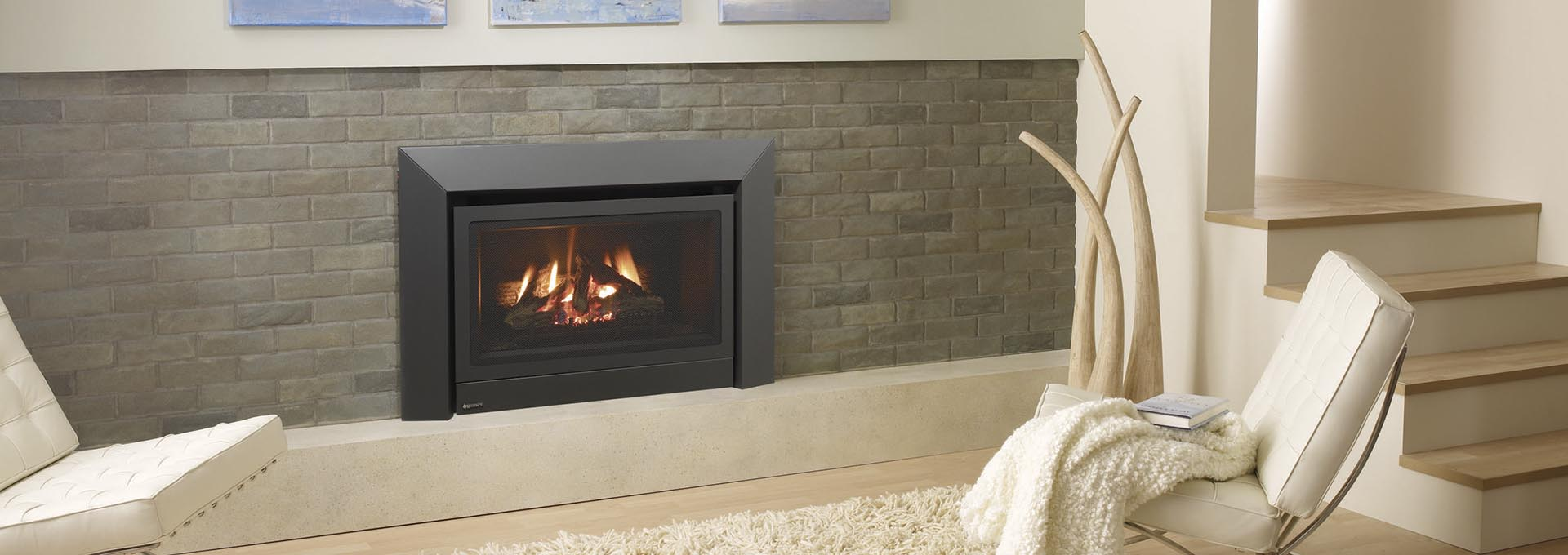 inserts regency fireplace accent with products shown en nickel black b door wood