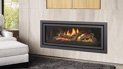 Greenfire GF1500L gas fire