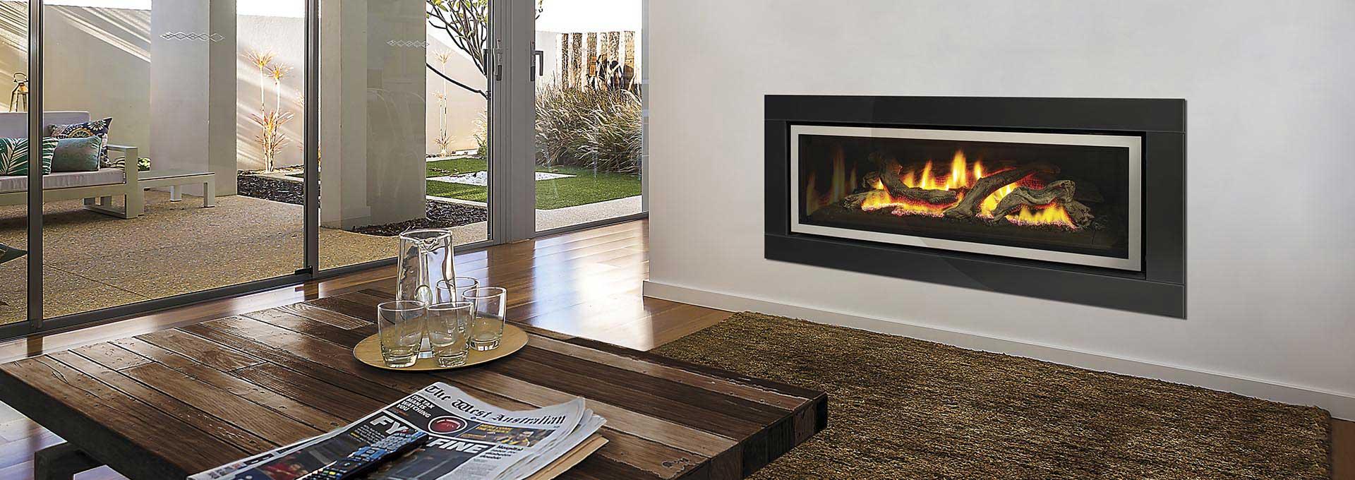 greenfire gf1500l gas log fire gas fireplaces regency