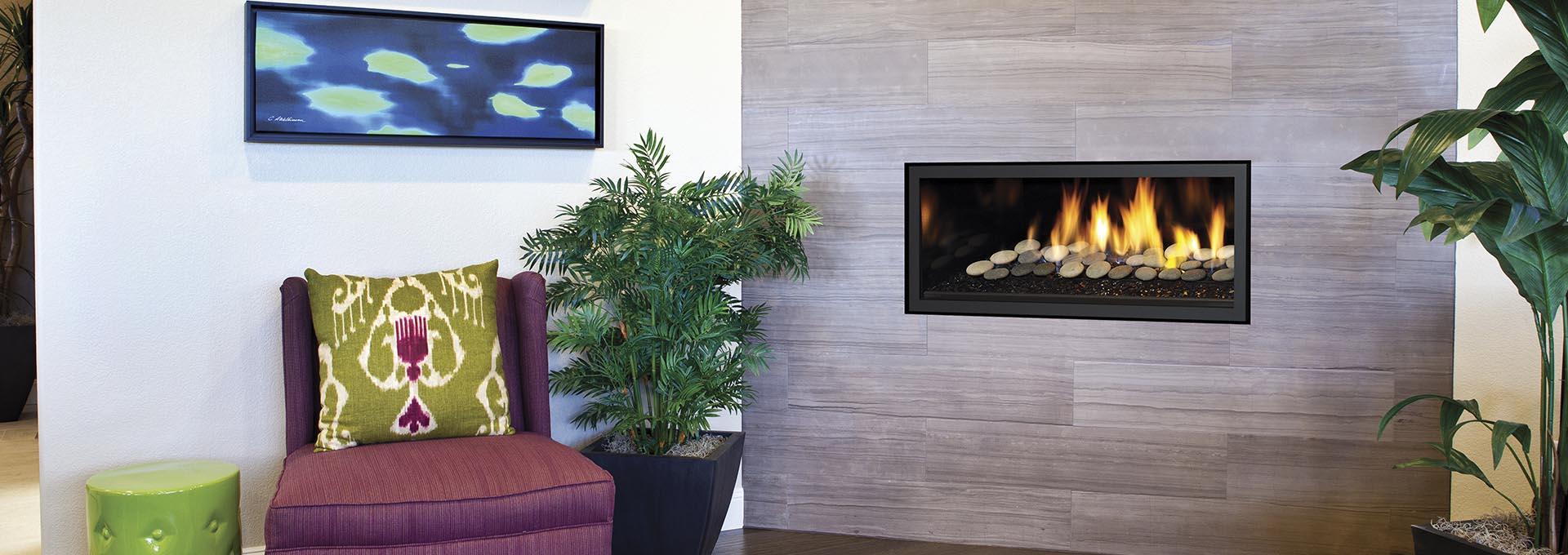 Modern Gas Fireplace Greenfire Gf900c Regency Fireplace Products