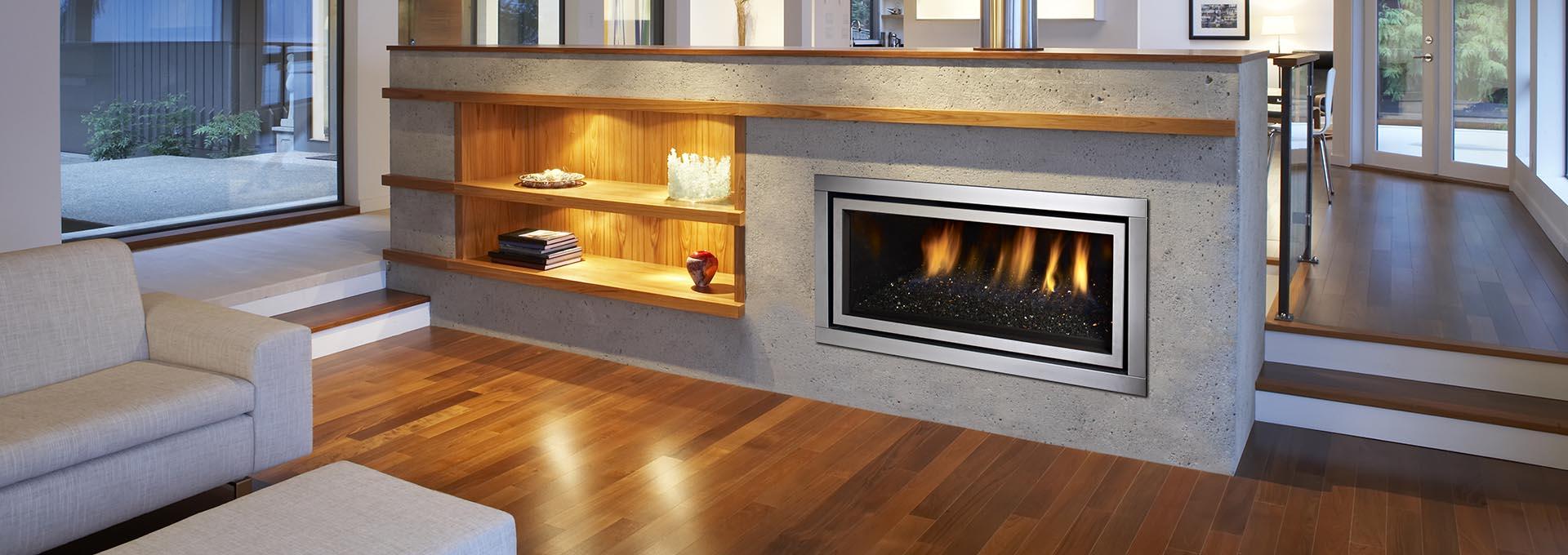 Regency Gas Fireplace Inserts
