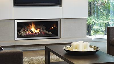 Regency® Greenfire® GF900L Gas Fireplace - Gas Log Fires, Gas Fireplaces - Regency Fireplace Products Australia