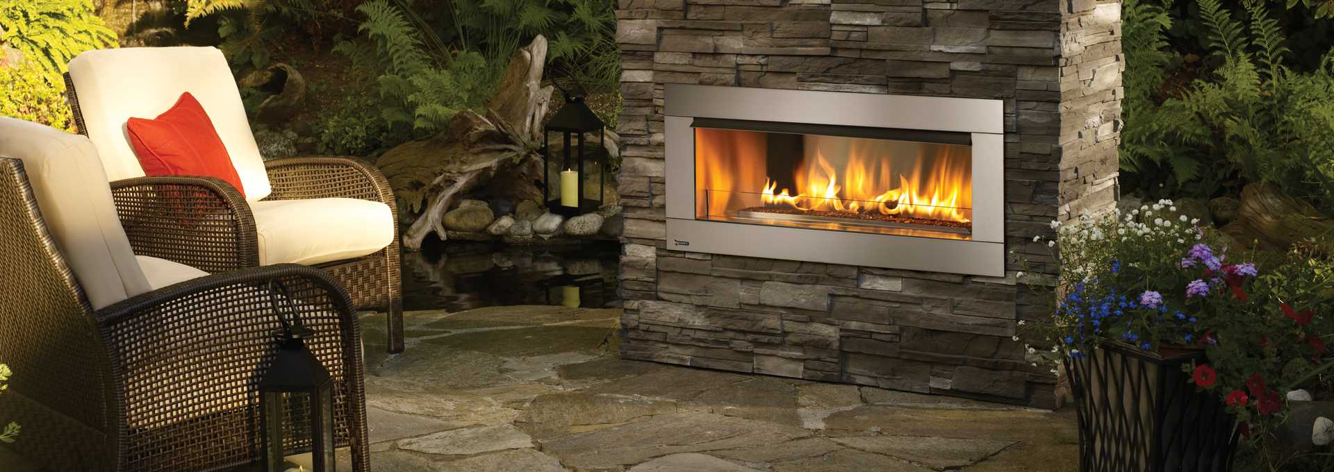 outdoor gas fires regency fireplace products australia
