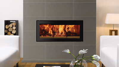 Stovax freestanding wood fireplace
