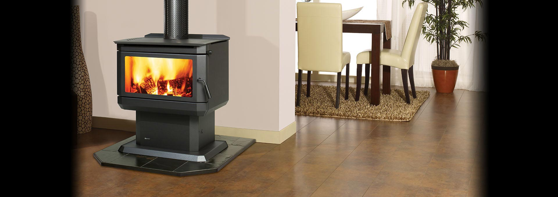 High Efficiency Wood Heater - Regency Gosford