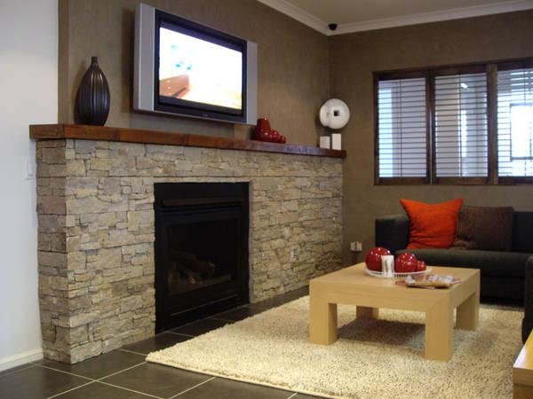 P36 Gas Fireplace